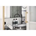 Hotel Villa Copenhagen har valt AXOR till badrummen - i en mycket speciell form