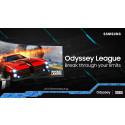 Samsung Odyssey League er tilbake – nå med Rocket League