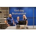 JYSK reåpner modernisert butikk i Brumunddal