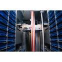 Stor dansk bank installerer automatisk robotstyret kundeboksanlæg