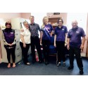 Sunderland beauty queen helps to conquer stroke