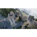 Fastighetsbolaget Gazette bygger 157 lägenheter i Universitetsstaden