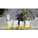 Ny produktguide underlättar valet av murbruk