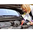 GTÜ-Wintertipp: Erste Hilfe für schwache Autobatterien