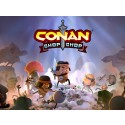 Conan Chop Chop release moved