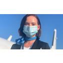 Air Leap inför krav på ansiktsmask