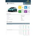 Volkskwagen ID.3 Euro NCAP datasheet 2020