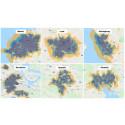 Tre aktiverar Sveriges mest utbyggda 5G-nät