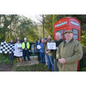 Openreach tackles major engineering challenge to bring superfast broadband to remote Exmoor village