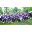 """""""Running all over the world"""" Global recruiters, Hydrogen Group, now take on London's JP Morgan Corporate Challenge"""