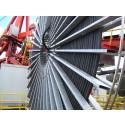Cavotec builds 9.2m-drum crane cable reel