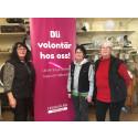 Nya volontärer behövs i coronatid