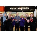 Local Stroke Survivor Officially Opens Vision Express Store