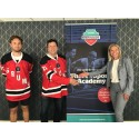 Thoren Business School Karlstad och Grums IK förlänger sitt samarbete med gemensamt hockeygymnasium