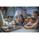 Familier skal udforske naturvidenskaben på Experimentarium
