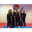 Taekwondolandslaget jakter flere poeng i Egypt