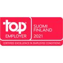 TCS on nimetty Suomessa huipputyönantajaksi