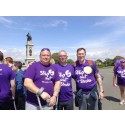 Local Stroke survivor Richard encourages everyone to join him and Step Out for stroke