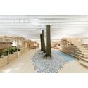 The Nordic Pavilion at the 17th International Architecture Exhibition – La Biennale di Venezia