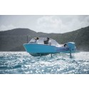 ​This electric hydrofoil is the perfect superyacht tender
