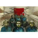 276388_Male detainees sitting silently in their cell_ Xinjiang_ China.jpg
