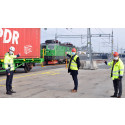Green Cargo and Containerships expand partnership with a new rail shuttle service