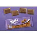Milka má čokoládu s emotikony