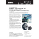 König snow chains for cars becomes Thule Snow chains