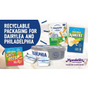 Mondelēz International announces move to recyclable packaging for Dairylea and Philadelphia brands