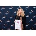 Ulrika Ek vinner pris inom Employer Branding
