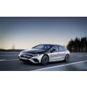 Säljstart i Sverige för EQS - Mercedes eldrivna flaggskepp
