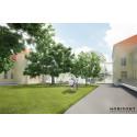 Peab utvecklar nya Campus Vipan i Lund