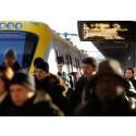 Resandet fortsätter att öka i den regionala kollektivtrafiken
