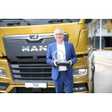 """""""Simply the best"""": MAN TGX, Truck of the Year 2021!"""