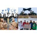Rekordmange deltagere i digitalt NM for ungdomsbedrift