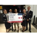 Norwegian Reaches the 3M Passenger Mark in the U.S.