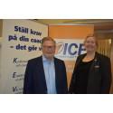 Johan Hederstedt ny ordförande i ICF Sverige