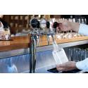 Scandic hælder mere bæredygtigt vand i glassene