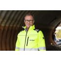 Fredrik Brandal utnevnt til ny konserndirektør i Ramirent Norge