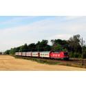 Snälltåget deltar inte i Trafikverkets upphandling om nattåg till Europa