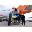 easyJet firar tio år på Stockholm Arlanda Airport