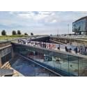 Rekord-juli på M/S Museet for Søfart - mange førstegangsbesøgende