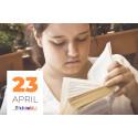 Världsbokdagen på Västerås stadsbibliotek