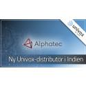 Ny Univox-distributör i Indien!