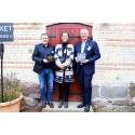 TDC og Kokkenes Køkken får landets økologiske spisemærke nr. 3.000