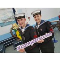 Sea Cadets of HMS Kelly Make May Purple to support the Stroke Association