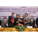 Surbana Jurong, Phongsavanh Group and Mekong Group collaborate to support Laos' growth journey