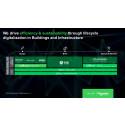 Presentationsbild digitalisering av byggnader_Schneider Electric