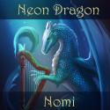 """NY SINGEL. """"Jag ville leva i min egen sagovärld"""" - Nomi aktuell med drömlika """"Neon Dragon"""""""