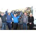 GTR's abandoned station bikes transform lives for adults with learning difficulties